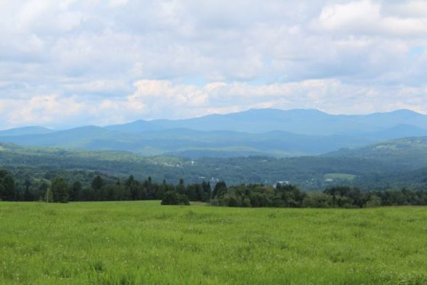 Worcester Range