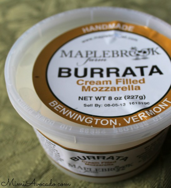 PackagedBurrata