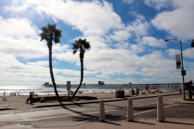 pier-strand