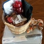 Cutco Fall Harvest Basket