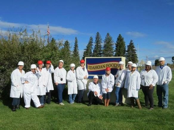 Idahoan group