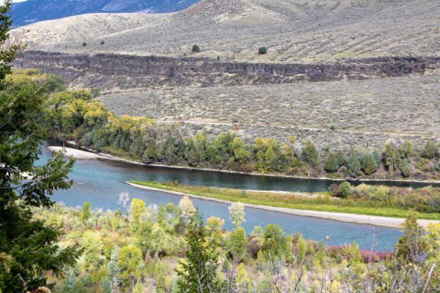 geology near Snake River