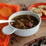 lemon curry chicken soup