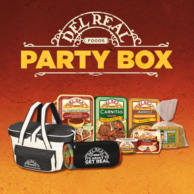 Party Box from Del Real