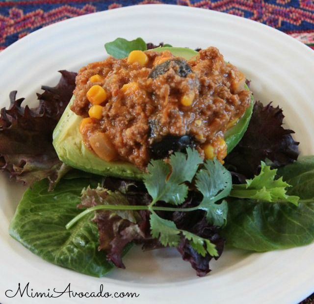 Beef Tamale Pie and a Giveaway!
