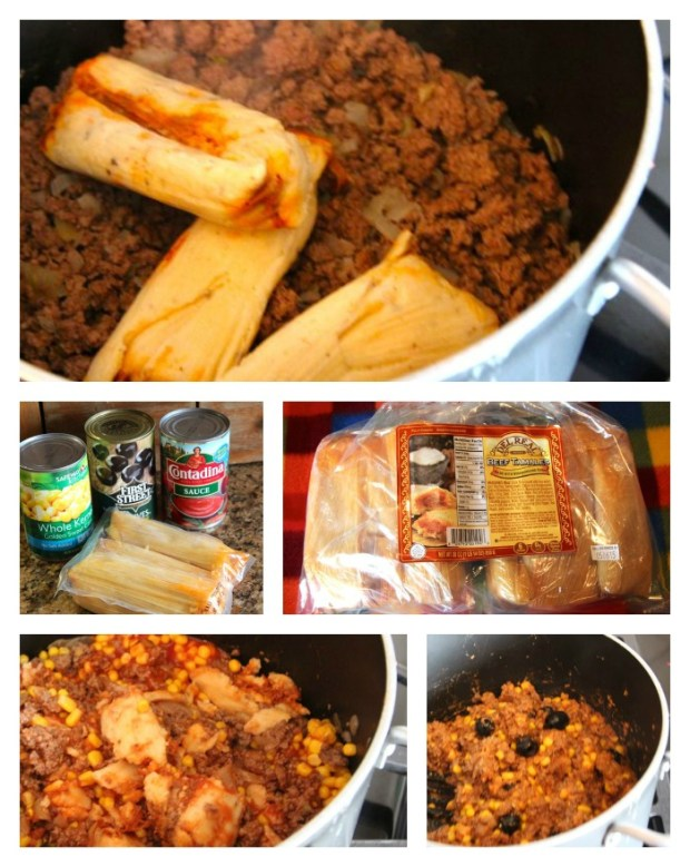 how to make tamale pie