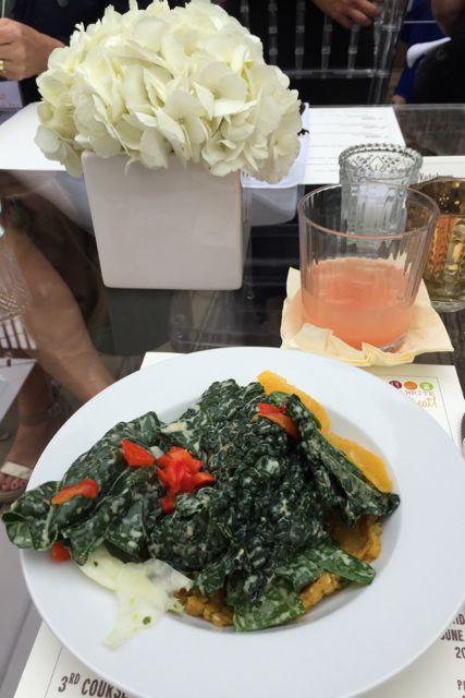 Harari Kale Salad