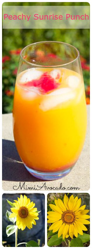 pinterest peachy punch