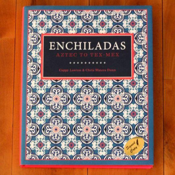 Enchiladas cookbook