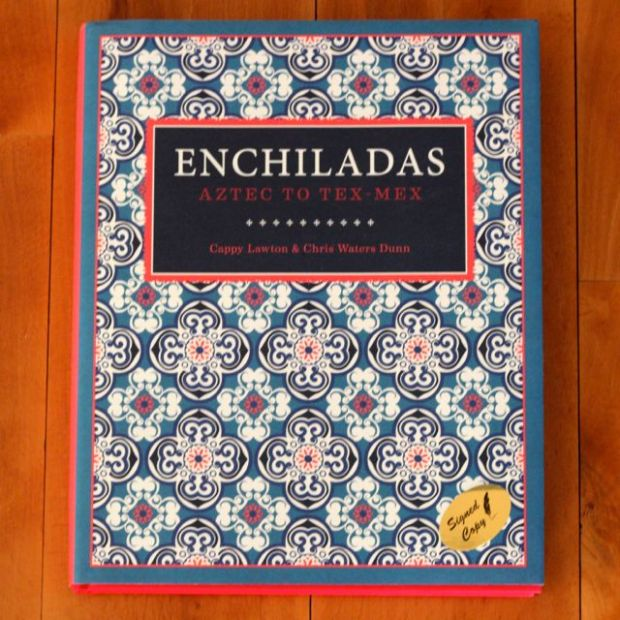 Enchiladas cookbook