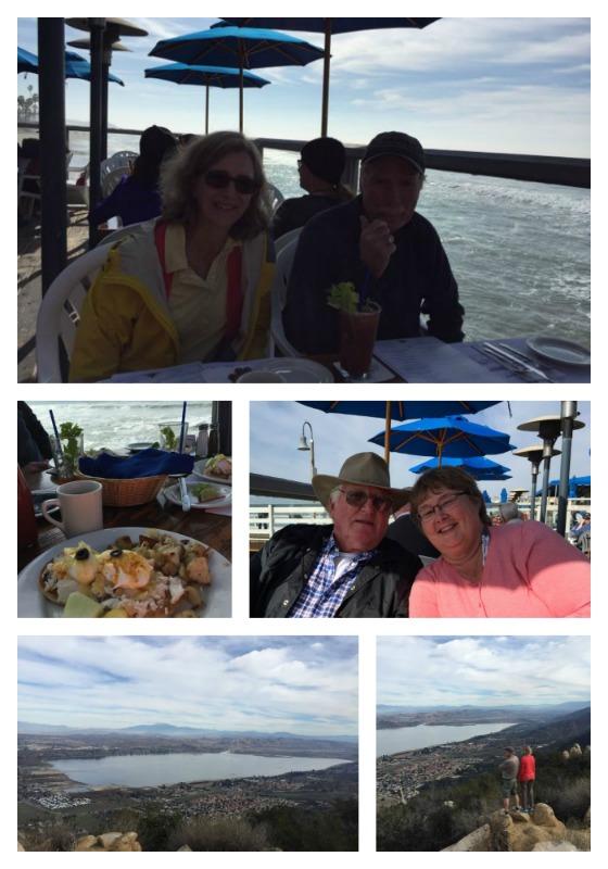 San Clemente to Lake Elsinore