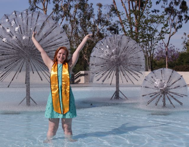 Graduating from CSULB