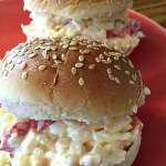 Pimento Cheese Sliders
