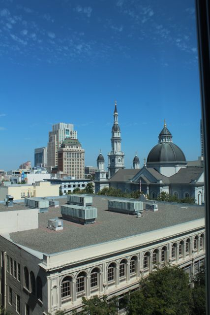 Sacramento view
