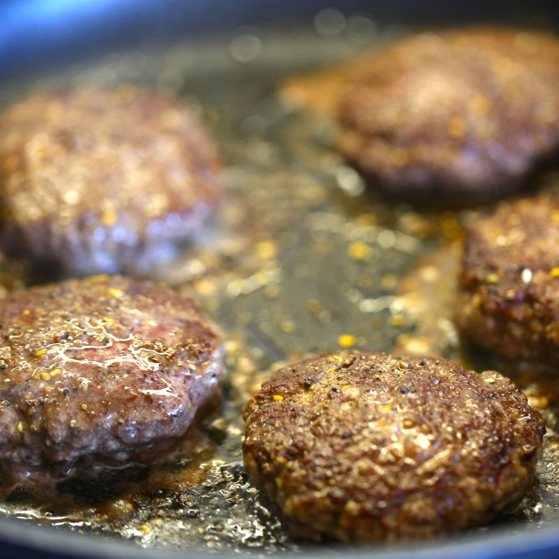 lamb patties