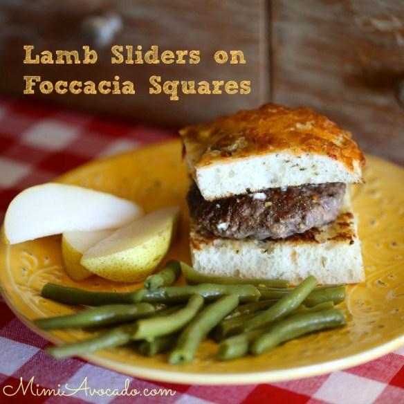 Lamb Sliders