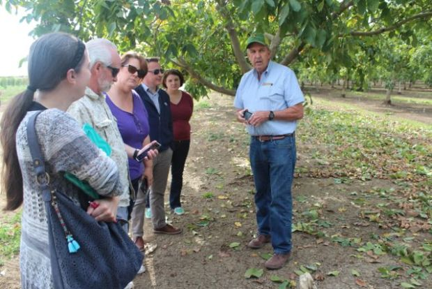 walnut farm with CFWC
