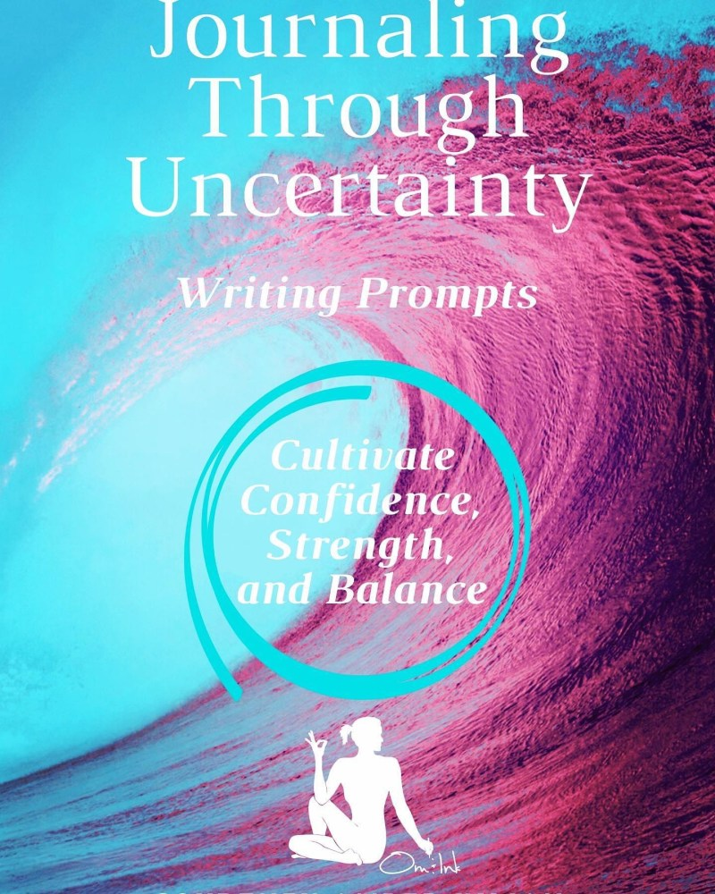 Journaling Through Uncertainty book cover