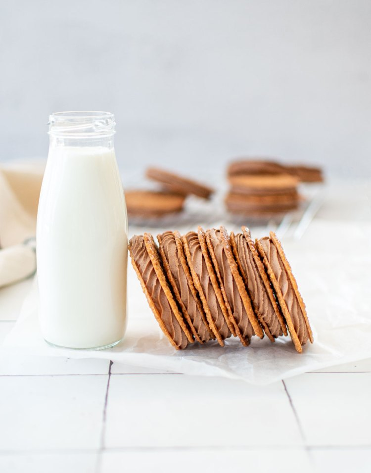 Recipe for florentines, florentines cookies, chocolate peanut butter florentine cookies, gluten free cookie recipe, the best florentines cookies, high altitude florentines, lace cookies, recipe for lace cookies, easy lace cookie recipe #lacecookies #florentines #florentinecookies