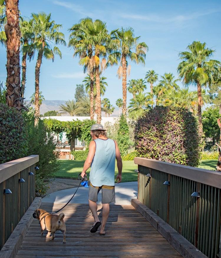 The Hyatt Indian Wells, California. Visiting Palm Springs Desert.