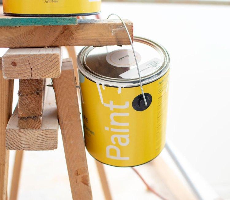 Clare paint. Eco friendly paint options. Eco friendly paint is Clare Paint. Painting your house with Clare Paint. Review of Clare Paint.