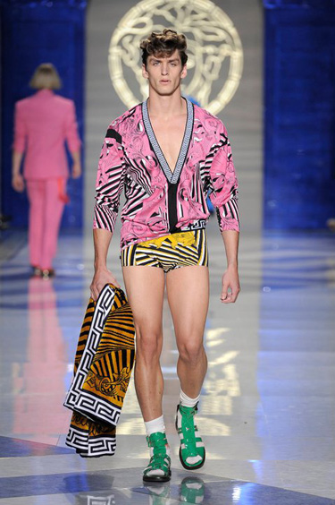 hunks Versace Menswear s2012