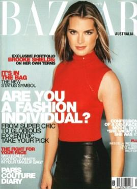 Bazaar Cover 2000