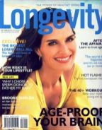 longevity magazine, May 2008