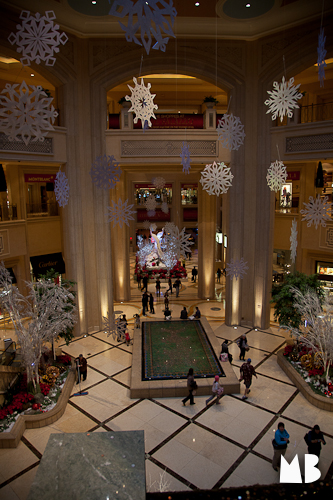 Christmas Decorations in Las Vegas