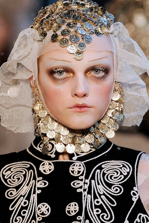 galliano fall 2009