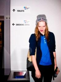 January 2012 Amsterdam Fashion Week