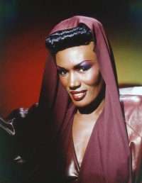 Grace Jones/James Bond