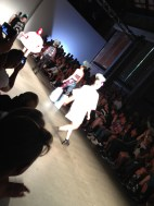 Nieuw Jurk At Amsterdam Fashion Week