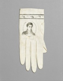 1824, French leather gloves,