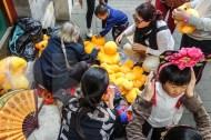 rubber duck in beijing