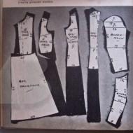 1930s crisis sewing pattern