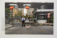Martin en Inge Riebeek, Guard of guard in Shanghai, 2012