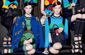 prada fall/winter 2014 campaign