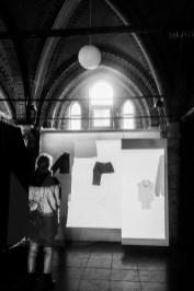 Marleen Elebaas: fashion instalation/movie