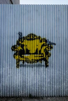 fuorisalone 2014 Mimi Berlin lambrate Milan grafitti
