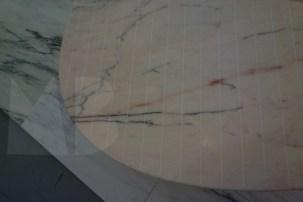 Marble tables by Scholten & Baijings