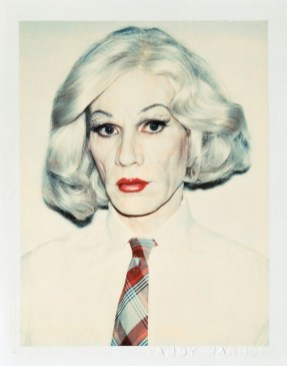 Self Portraits by Andy Warhol