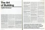 Tjebbe Beekman in Zoo Magazine