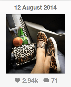 The Bags, Shoes and Fruit of evachen212