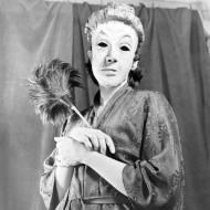 73-Mask Dances (Margaret Severn) Photographer: Nina Leen via LIFE