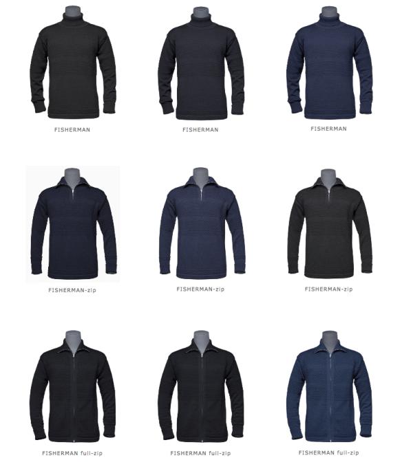 S.N.S. Herning's Fisherman Sweaters