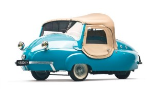 Micro Cars from the Fifties