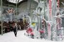Chanel's Garden: Spring Couture 2015