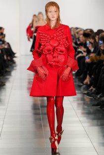 Fashion Faces by Galliano at Maison Margiela