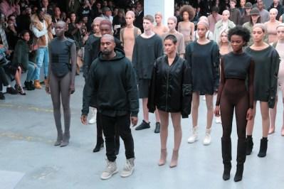 Kanye West x Adidas Originals Photo: Ivan Nikolov/WENN